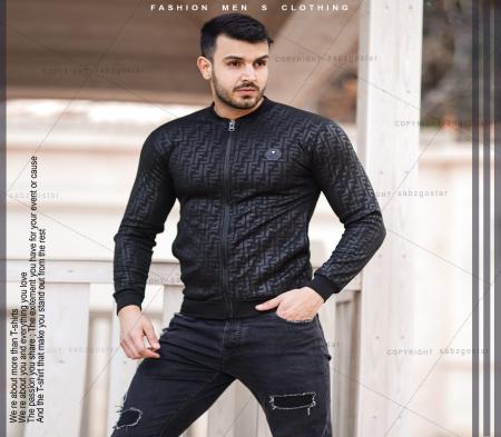 سویشرت مردانه مدل Gabana