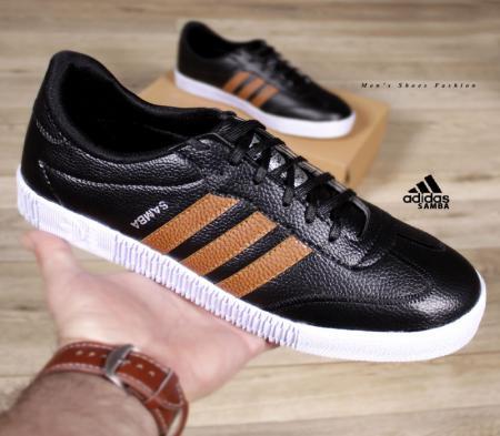 کفش مردانه adidas مدل SAMBA (مشکی عسلی)