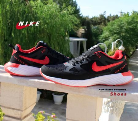 کفش مردانه Nike مدل Span (مشکی قرمز)