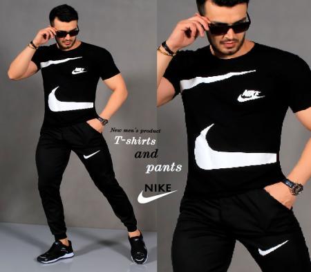 ست تیشرت و شلوار Nike مدل Morfia