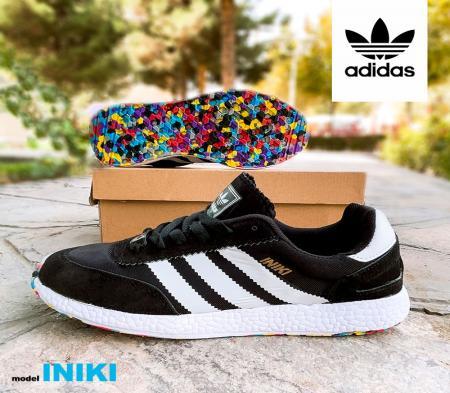 کفش مردانه adidas مدل INIKI (مشکی)