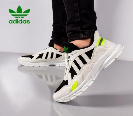 کفش مردانه koba (سفید مشکی)